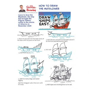 draw-the-mayflower-step-by-stepsmall