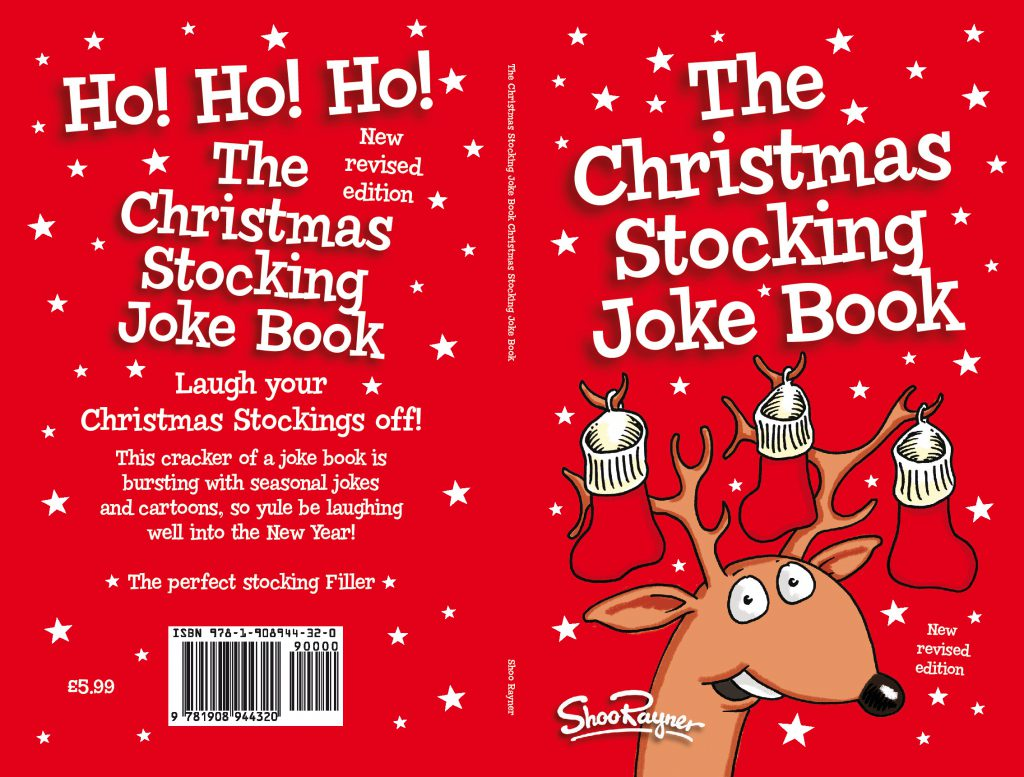 The Christmas Stocking Joke Book Came Out Nearly 30 Years Ago! Iu0027ve Been  Revising It And Updating Some Of The Jokes That Either Arenu0027t Funny Any  More Or ...